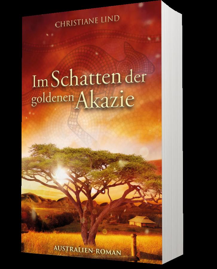 Im Schatten der goldenen Akazie © Christiane Lindecke