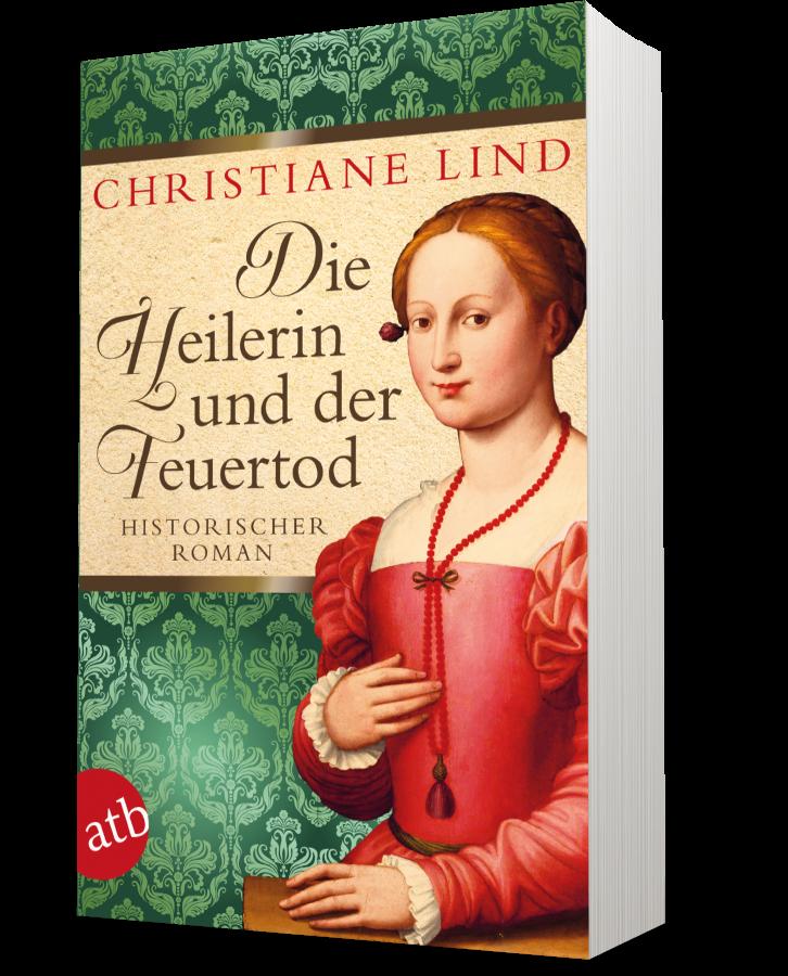 Die Heilerin und der Feuertod © Christiane Lindecke