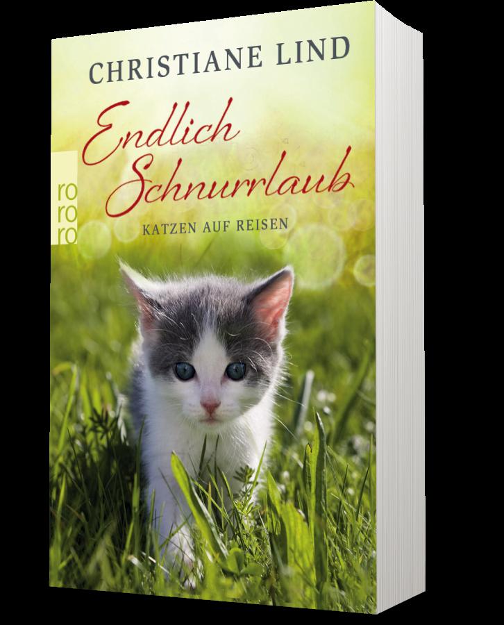 Endlich Schnurrlaub © Christiane Lindecke